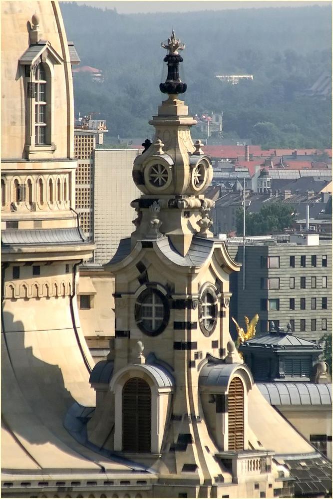 Detail Frauenkirche