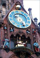 Detail Frauenkirche Nürnberg