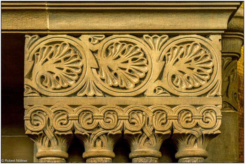 Detail Innenraum Pauluskirche