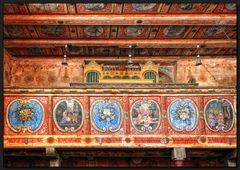 ...Detail Orgel...