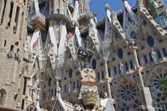 Detail Sagrada-Familia