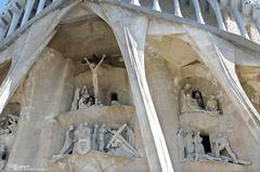 Detail - Sagrada Familia