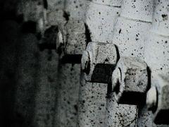 Detail Tunnelwand