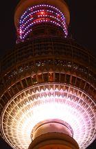 Detail vom Fernsehturm