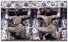Detailansicht des Wat Arun - Bangkok