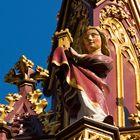 Detailansicht Fischmarktbrunnen