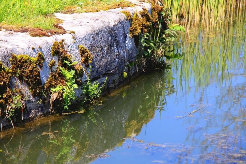 Detailaufnahme vom alten K-L-Kanal