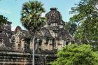 ...Details am Baphuon Tempel...