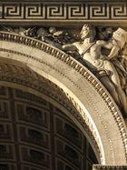 Détails de l'Arc de Triomphe II (Paris)