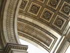 Détails de l'Arc de Triomphe (Paris)