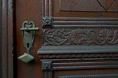 Details einer Türe
