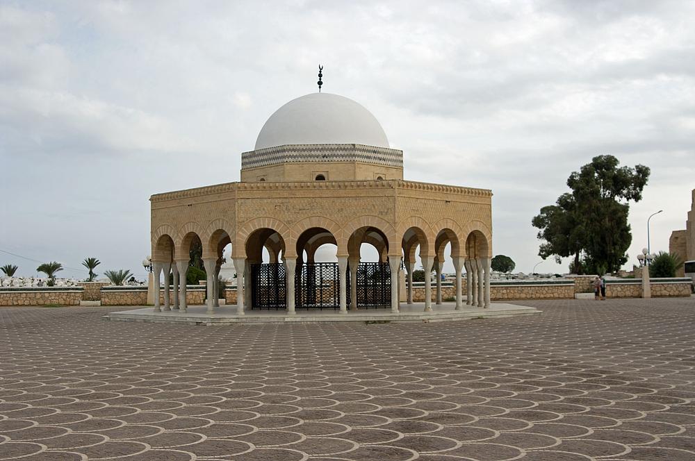 Details Mausolee de Habib Bourguiba