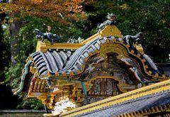Details von Toshogu