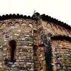 Detalle de Santa María del castillo