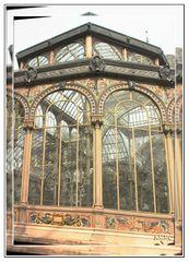 Detalle del Palacio de Cristal (HDR 3 Img)