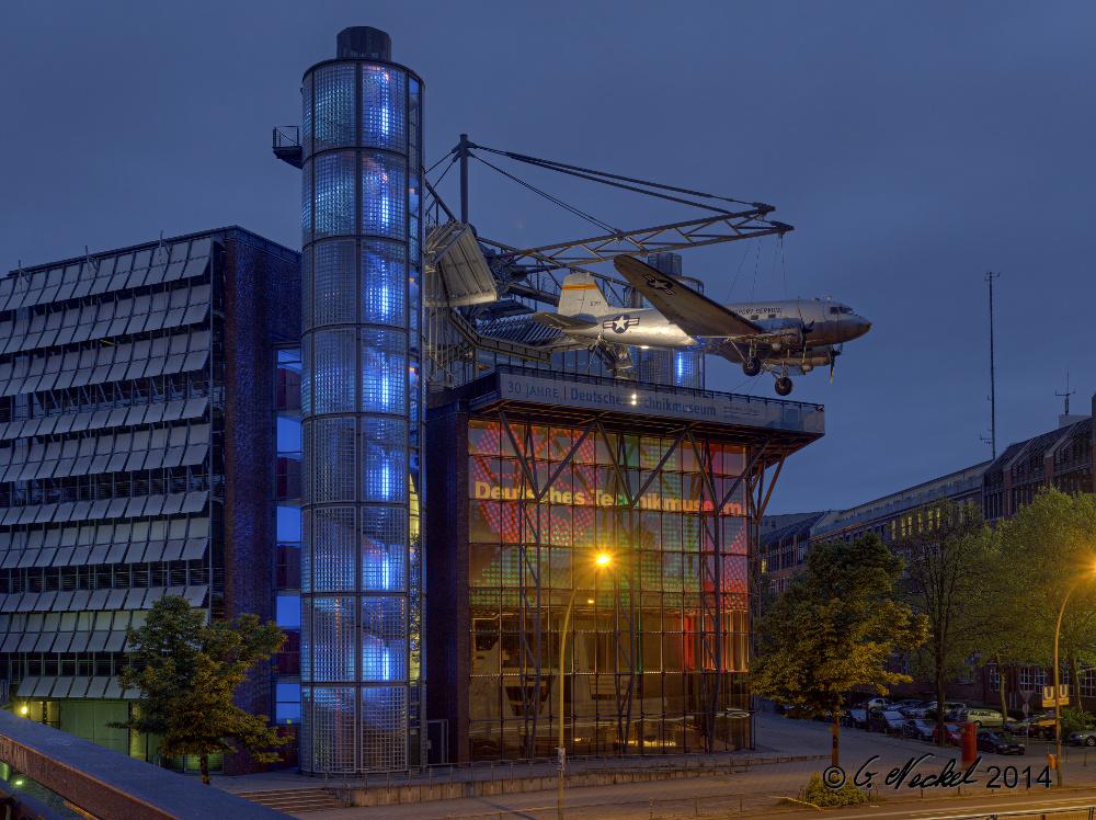 Detusches Technikmuseum