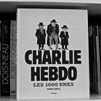 Deuil à Charlie Hebdo.