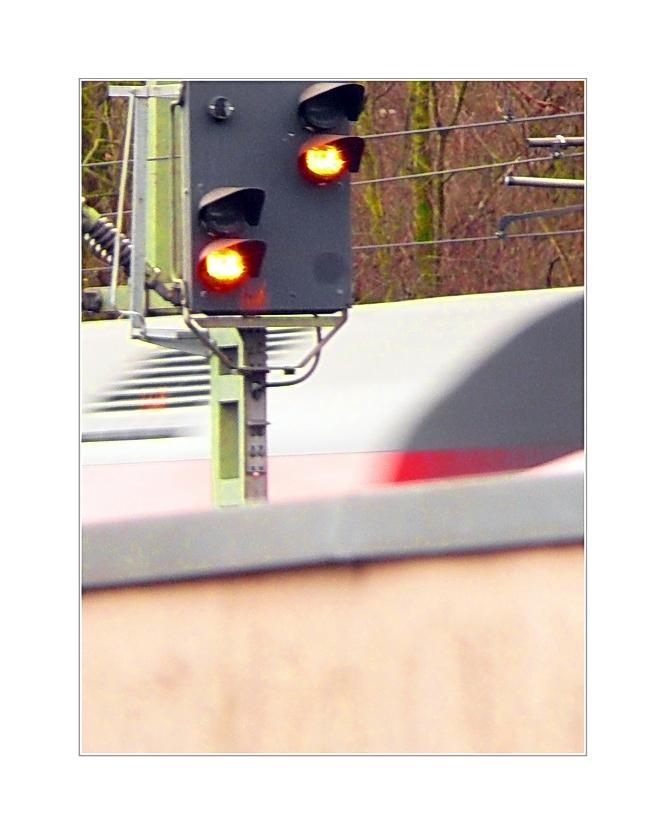 Deutsche Bahn am Hinterhof vorbei (die Inaugenscheinnahme)