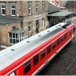Deutsche Bahn at Armsheim