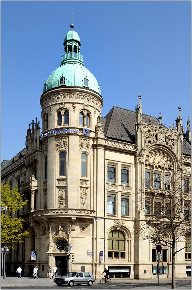 Deutsche Bank Foto Bild Deutschland Europe Niedersachsen