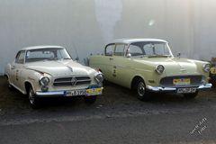 Deutsche Coupes der frühen 60´er