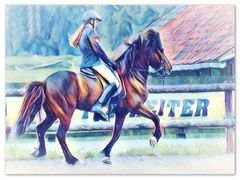 Deutsche – Jugend – Islandpferde – Meisterschaft – DJIM 2019