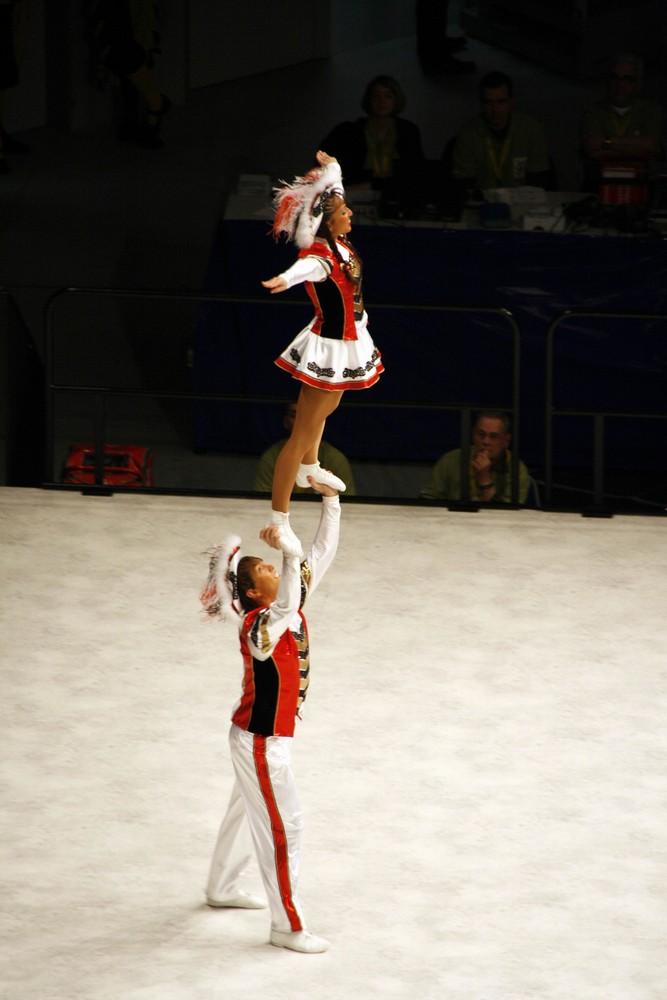 Deutsche Meisterschaften im Karnevalistischen Tanzsport 2008