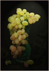 Deutsche Wein Trauben