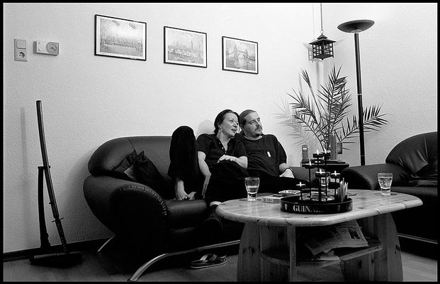 Serie Deutsche Wohnzimmer Fotos Bilder Fotograf Aus Nottuln