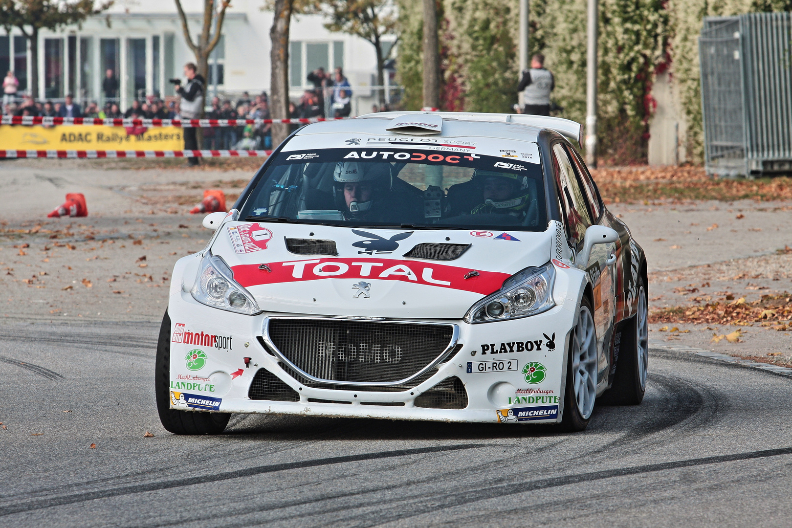 Deutscher Rallyemeister 2018