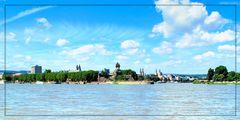 Deutsches Eck an Rhein und Mosel