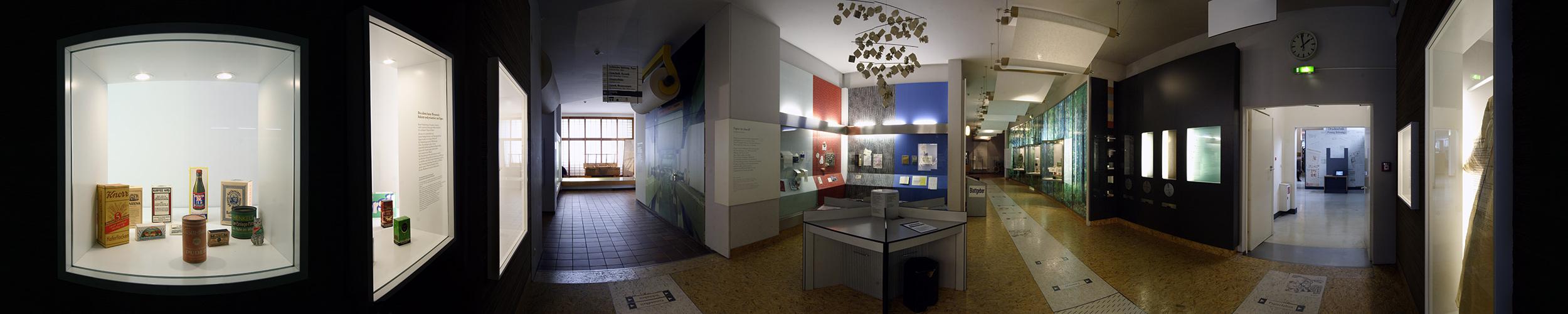 Deutsches Museum München - Papierverarbeitung