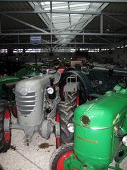 Deutsches Traktoren und Modellauto Museum in Paderborn