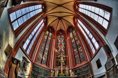 Deutschhauskirche Würzburg