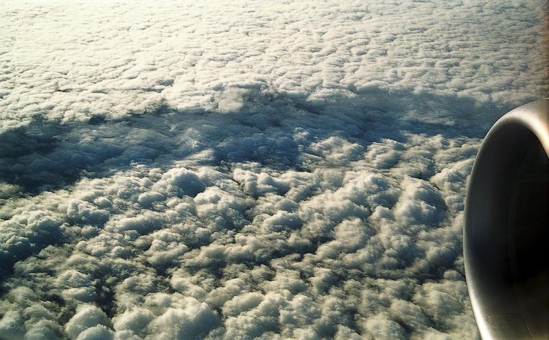 Deutschland 12_3_03 , 31000 Feet