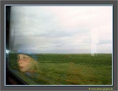 Deutschland 2005 - Sylt - Überfahrt 2005