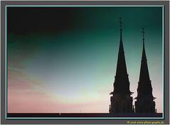 Deutschland 2006 - Bonn - Stiftskirche St. Johann und Petrus