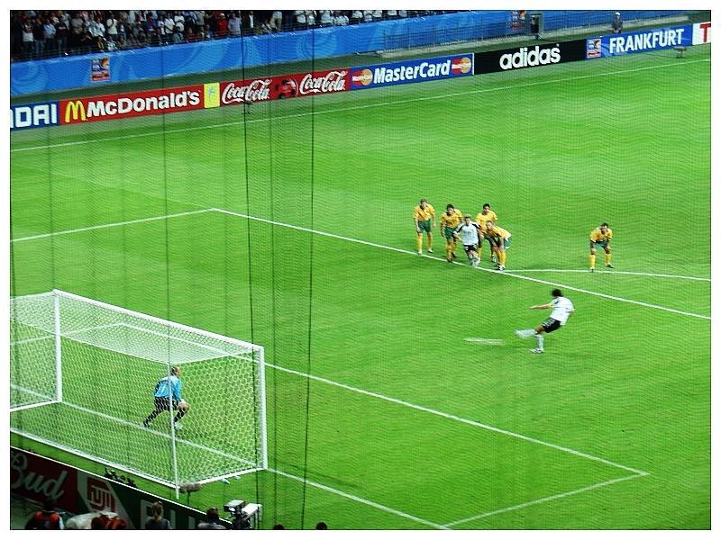 Deutschland - Australien 4:3
