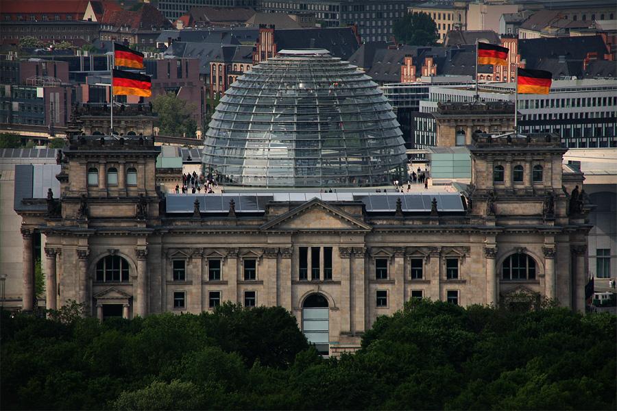 Deutschland Berlin Reichstag