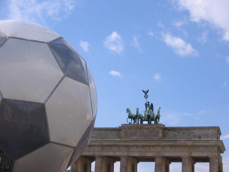 Deutschland + Fussball