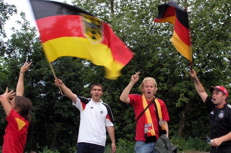 Deutschland im Juni