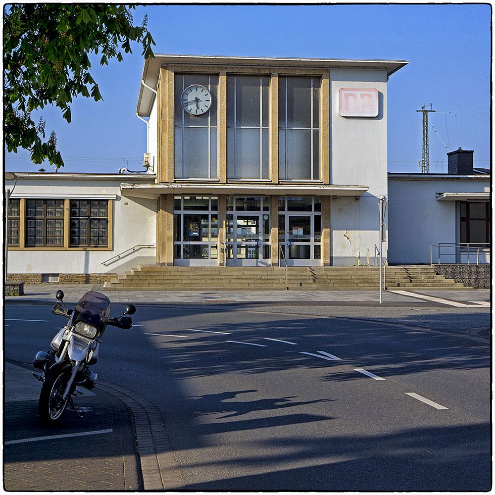 Deutschland im Quadrat - Bahnhof