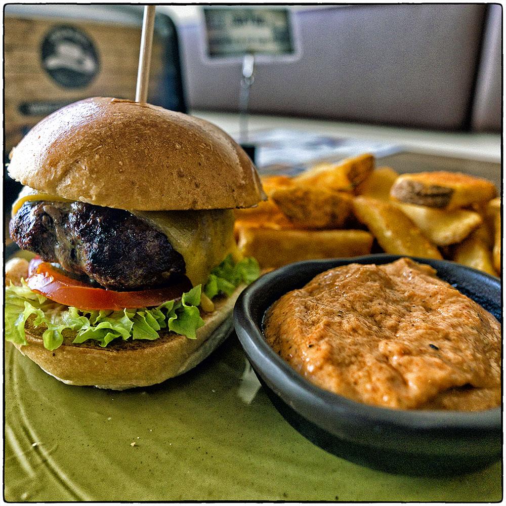Deutschland im Quadrat - Cowboy Burger