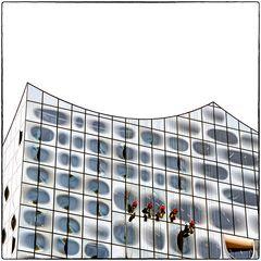 Deutschland im Quadrat - Fensterputzer