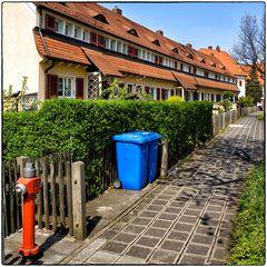 Deutschland im Quadrat - Gartenstadt