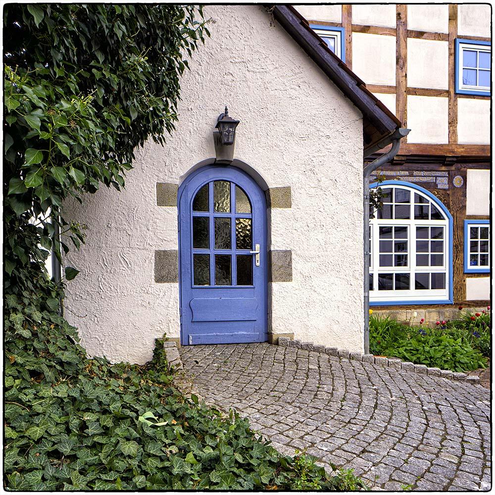 Deutschland im Quadrat - Gemeindehaus