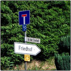 Deutschland im Quadrat - In der Freiheit