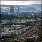 Deutschland im Quadrat - Industriestandort