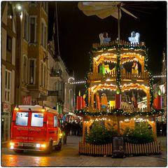 Deutschland im Quadrat - Merry Christmas