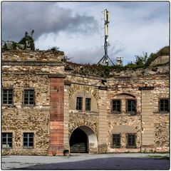 Deutschland im Quadrat - Mobilfunkturm